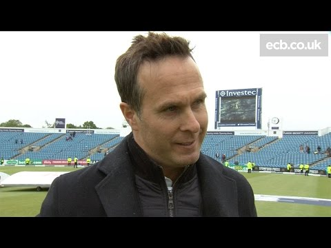 Michael Vaughan on Alastair Cook, James Anderson and Adam Lyth