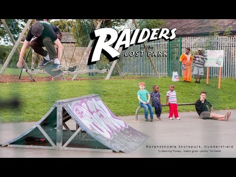 Raiders of the Lost Park 4 - Ravensknowle Skatepark, Huddersfield