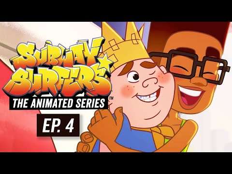 Subway Surfers The Animated Series - Episode 4 - Stain