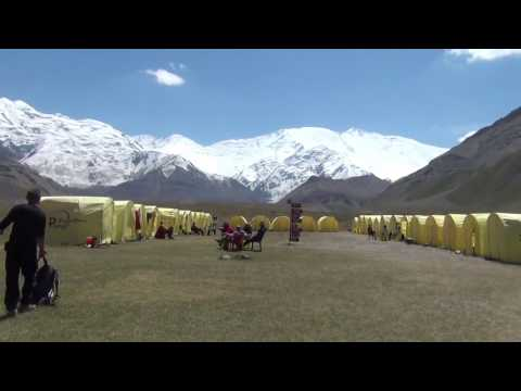 """Пик Ленина (7134 м) - """"Pamir Expeditions"""""""