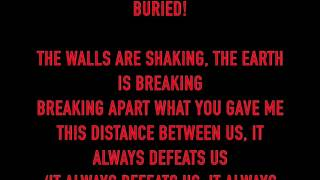 The Amity Affliction - This Could Be Heartbreak (HD SONG LYRICS)