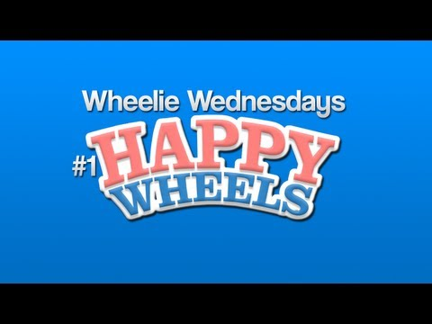 Wheelie Wednesdays | Episode 1: Epic Rap Battles Of Happy Wheels