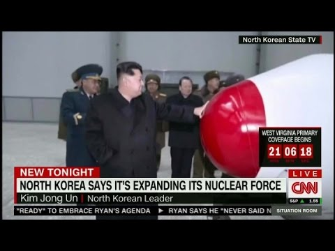 North Korea: nuclear force expansion