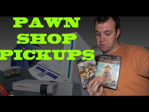 Pawn Shop Game Boy Advance Video Game Pawn Shop Pickups