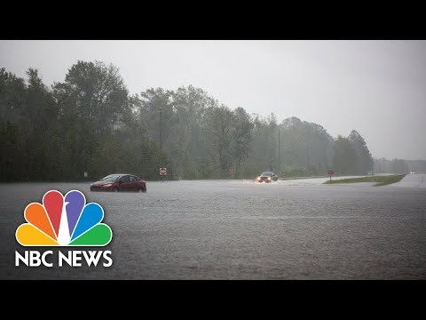 N.C. Gov. Roy Cooper gives update on Tropical Storm Florence