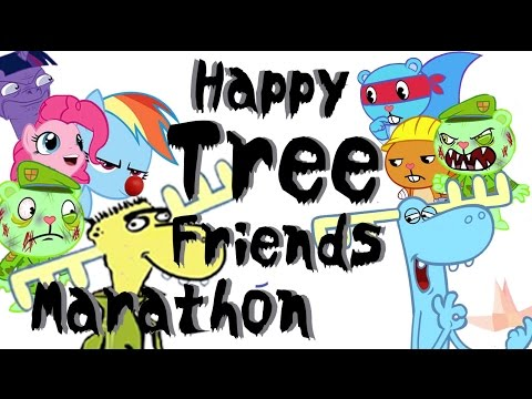 Happy Tree Friends Marathon video