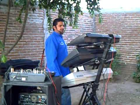 La Puerta Negra Teclados Show Villa Juarez