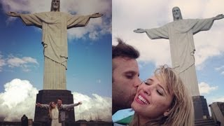 Vlog Rio de Janeiro 1- Cristo Redentor, parque Lage, encontrinho e nascer do sol..