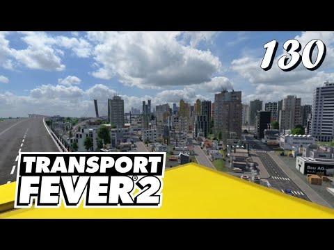 Transport Fever 2 S6/#130: Mit dem LKW hoch über Düsseldorf [Lets Play][Deutsch]