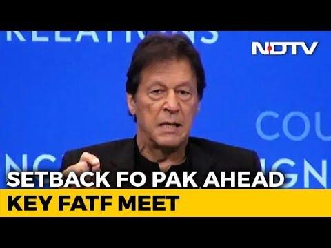 """""""Pak Hasn't Taken Sufficient Measures"""": Terror Watchdog FATF's Report"""
