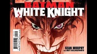 Batman White Knight #1 Second Tirage de Sean Murphy est arrivé !