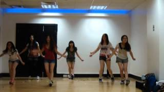 LIKE THIS -  WG cover by DANCING MOMENT 20120810 DM舞时舞刻