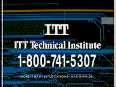 Itt Technical Institute Logo Comedy Central Commercials