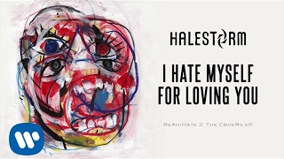 "Halestorm - ""I Hate Myself For Loving You (Joan Jett and the Blackhearts Cover) ""の試聴音源を公開 新譜「ReAniMate 3 The CoVeRs eP」収録曲 thm Music info Clip"