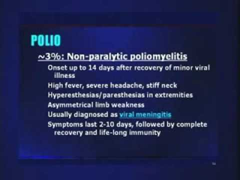Polio Vaccination Presentation by Dr. Tenpenny