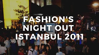 Fashion Night Out İstanbul 2011