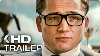 KINGSMAN 2: The Golden Circle Red Band Trailer 2 (2017)