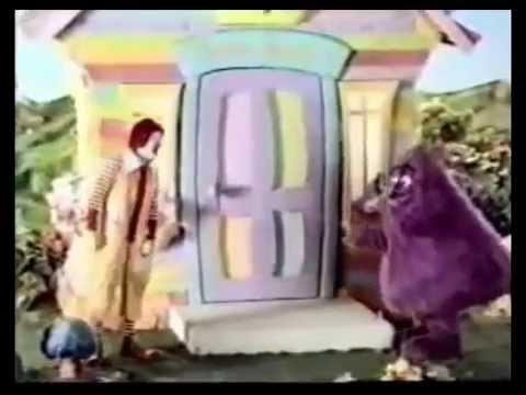 McDonald's Commercials - 1988 to 1989