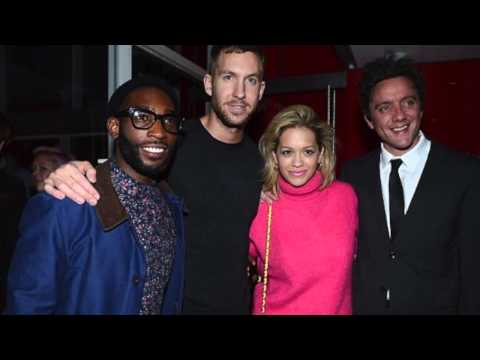 Calvin Harris Dating Rita Ora?