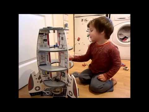 The Hape Discovery Space Centre - A Review for Izziwizzi Kids