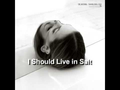 The National - I Should Live In A Salt