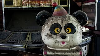 5 Creepy Abandoned Theme Parks