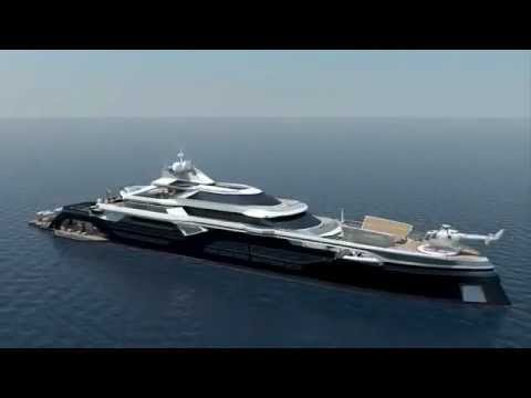 New Diamond 70 Super Yacht