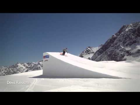 Area 47 Snowpark Sölden: Twin Tip Crew Love - 24/25 April 2013