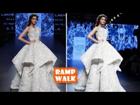 Diana Penty Ramp Walk | Latest Bollywood Movies News 2017