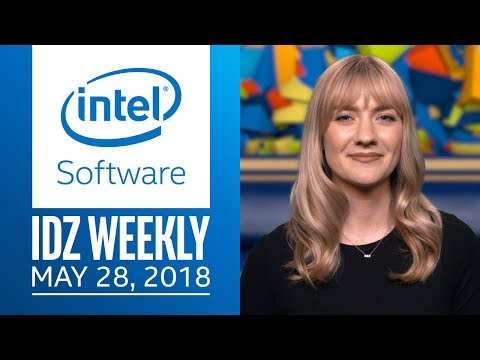 IDZ Weekly | The Vitruvian Game Wingsuit | Intel Software