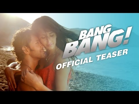 BANG BANG! Official Teaser | Hrithik Roshan, Katrina Kaif Music Videos