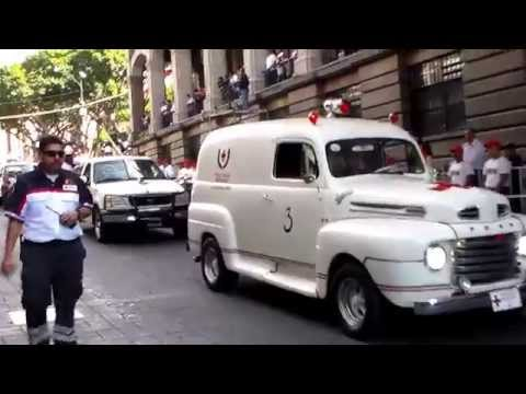 DESFILE CÍVICO- MILITAR CUERNAVACA 09-2014.