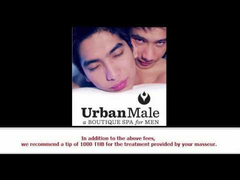 Urbanmale Massage And Spa (bangkok, Thailand) video