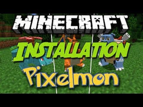 How To Install Pixelmon (PC/MAC) without WinRar/7-Zip