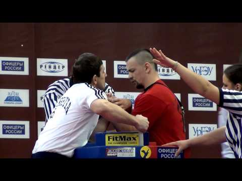 Shevelenko Viktor vs. Timurziev Ibragim RUSnationals 2015