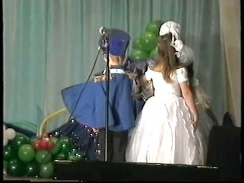 Танец Гусары
