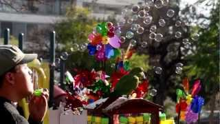 "FS700 Camera Test ""Plaza Las Lilas"""