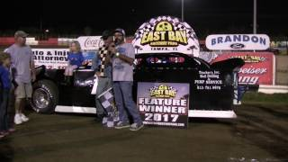 Jason Pope Victory Lane Celebration  EBRP 42217