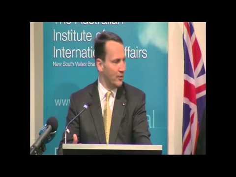 AIIA NSW Event: Radoslaw Sikorski