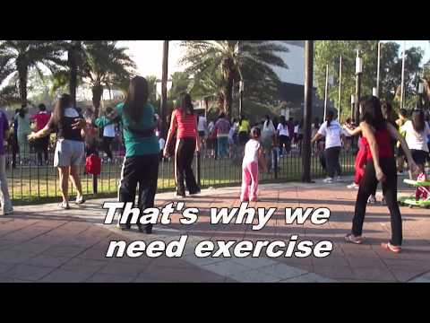 Healthy tone body Exercise Jogging February 03, 10, 24, 2013