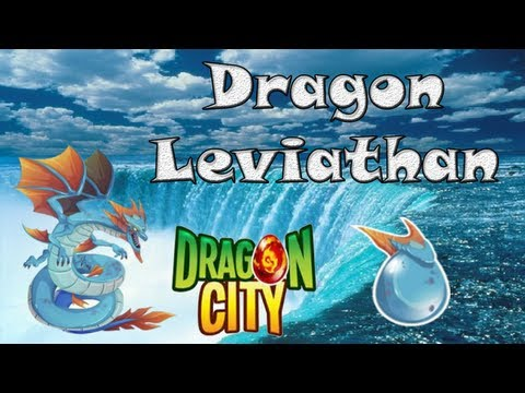 Dragon City - Como sacar al Dragon Leviathan - Review