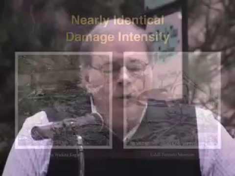 USA: Heftiger Unfall aus vier Perspektiven