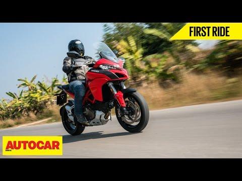Ducati Multistrada 1200S | First Ride | Autocar India