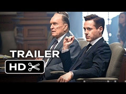 The Judge Official Trailer #1 (2014) - Robert Downey Jr., Billy Bob Thornton Movie HD