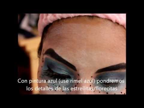 Tutorial de maquillaje: Skelita Calaveras