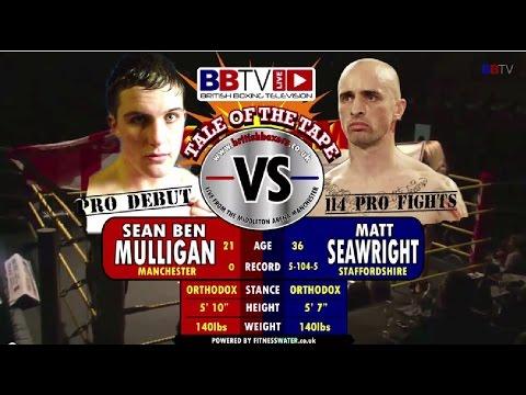 Sean Ben Mulligan vs Matt Seawright #BBTVLIVE