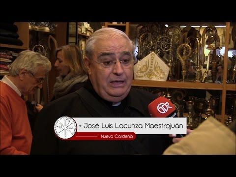Cardenal Lacunza - En la Sastrería