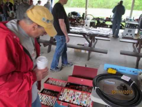 East Greenbush NY 2013 Hamfest May 11 2013 EGARA K2HAT