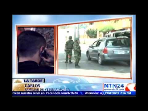 Familiar joven asesinada y descuartizada en Caracas habla en La Tarde Fin de Sem