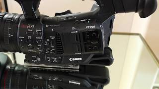 02. Canon XF705: Audio Tutorial